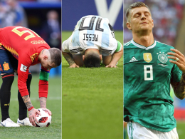 Wer den Ball hat, verliert?!