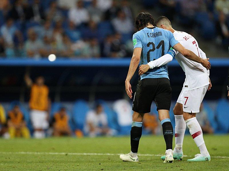 Fußball-WM - Frankreich nach Sieg gegen Uruguay im Halbfinale