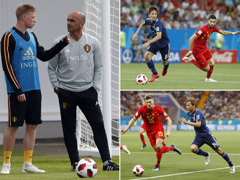 Fußball-WM - Belgien wirft überraschend Brasilien raus