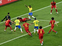 Zwayer und Borsch mittendrin: Brasilien wird klarer Elfer verwehrt