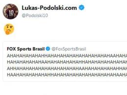 Podolskis Twitter-Konter - Fehlstart für Schweden