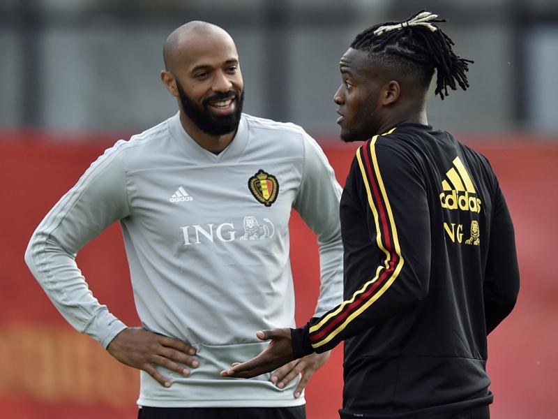 Frankreich besiegt Belgien und steht im WM-Finale 2018