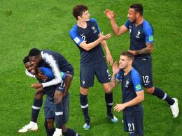 Schön spielen? Frankreich hat andere Qualitäten