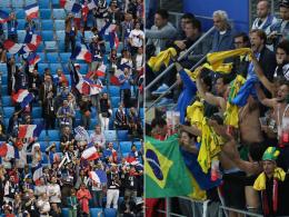 Killer Fan-ID: Warum das Halbfinale so unterkühlt war