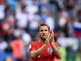 Torschützenkönig: Kane folgt auf James