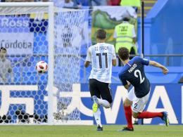 Pavards Volltreffer zum Tor der WM gewählt