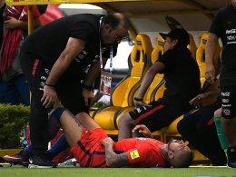 Chile spielt nur 0:0 in Kolumbien und bangt um Vidal