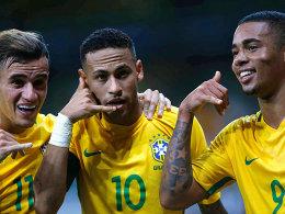Brasilien schickt Argentinien tief in die Krise