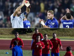 Italien feiert Belotti - Serbien schockt Wales