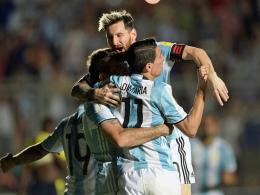 Messi erklärt nach Gala Presse-Boykott