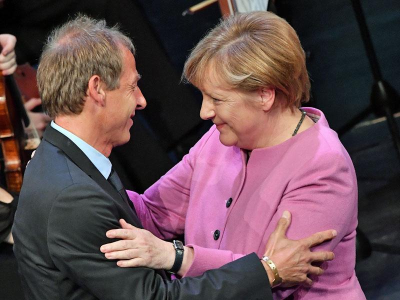 Rauswurf: US-Verband trennt sich von Nationaltrainer Jürgen Klinsmann