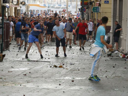 Russische Hooligans drohen vor WM 2018 - Infantino gelassen