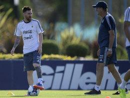 Revanchegelüste bei Messi und Co.?