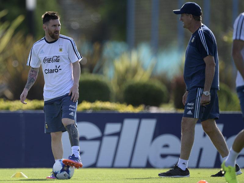 Messi bangt um WM-Ticket -