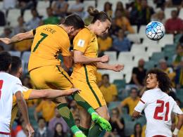 Japan siegt klar - Socceroos schlagen VAE