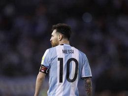 Wegen Beleidigung: Vier Spiele Sperre für Messi
