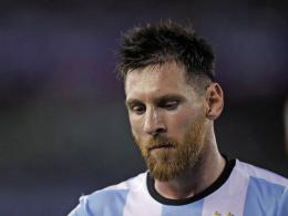 Brief an die FIFA: Messi wehrt sich gegen Sperre