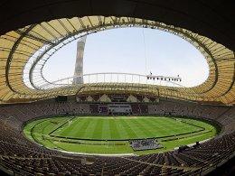 Katar eröffnet sein erstes WM-Stadion