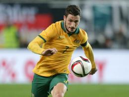 Australien gelingt mit Leckie wichtiger Sieg