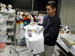 Adidas und der DFB: Hier lagern 64 Jahre Leidenschaft