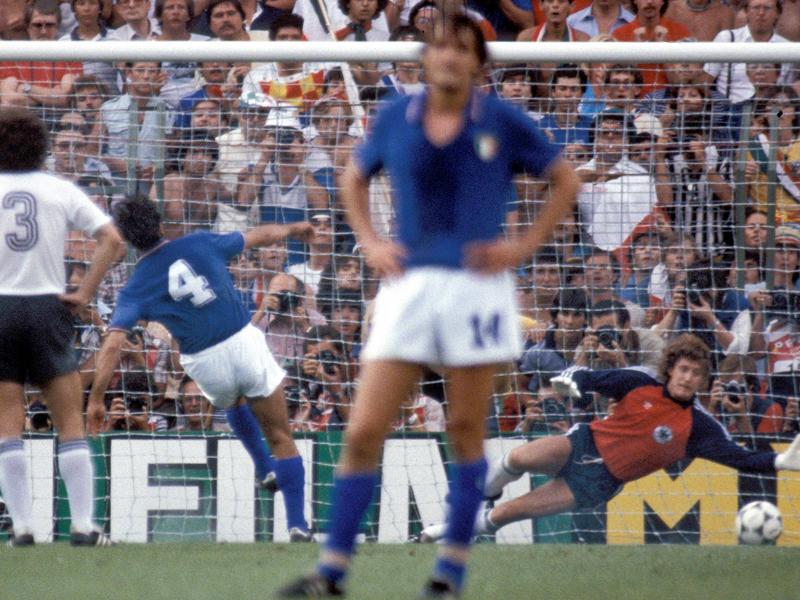 Heute vor 35 Jahren: Rossi leitet Italiens Sieg ein