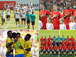Krieger, Adler und Farben: Spitznamen der WM-Teams