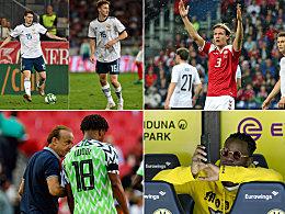 Kleinster, Schwerster, bizarre Wetten: Ein WM-Exkurs