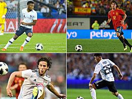 Diese 20 Youngster sollten Sie bei der WM im Auge behalten