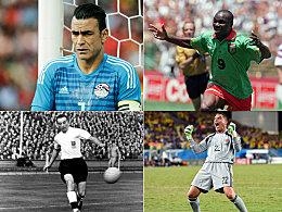 Rekord in Russland? Die ältesten WM-Spieler der Geschichte