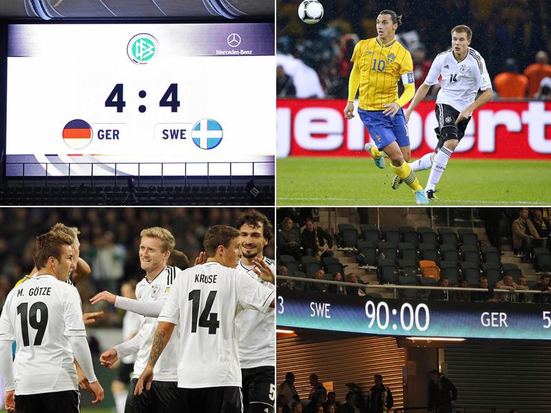 Schwedischer Fan-Rekord und zwei gute Omen