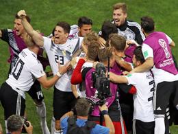 Kroos, Neuer, Werner: Die Noten zum Comeback-Sieg