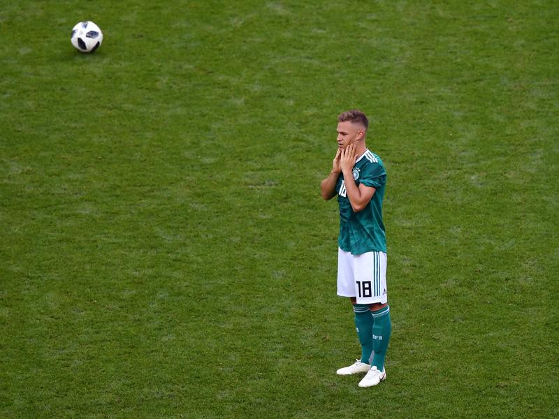 Dreimal 5,5! Die Noten zum historischen WM-Aus