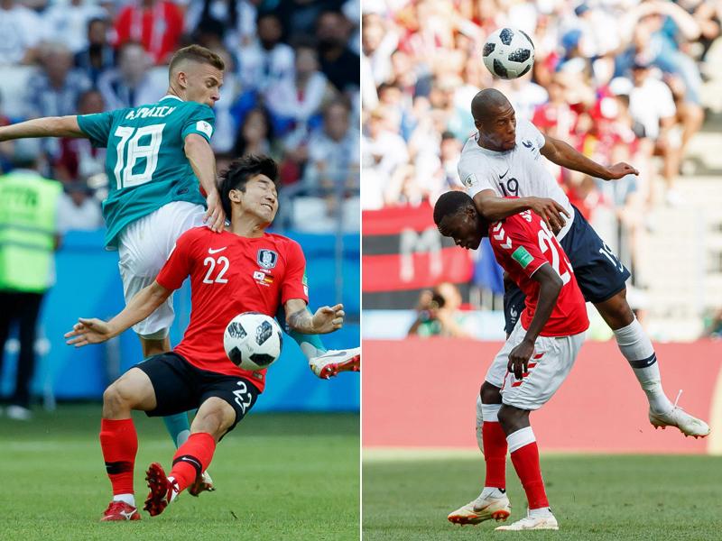 Wo Özil Bester ist: Die Topwerte der WM-Vorrunde