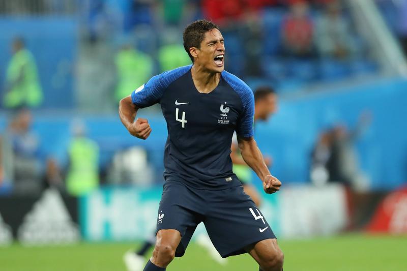 Drei Zweier, zwei Fünfer: Die Noten von Frankreich vs. Belgien