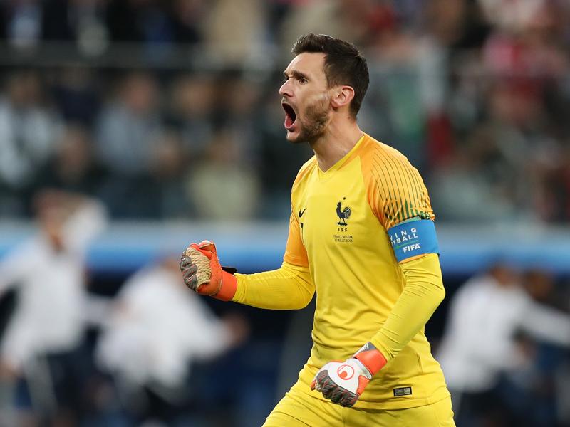 Frankreich gegen Kroatien: Die Aufstellungen