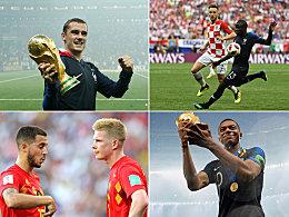 Die Top-Elf: Vier Weltmeister, zwei Überraschungen