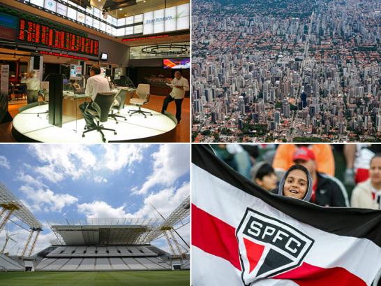 WM-Spielort Sao Paulo