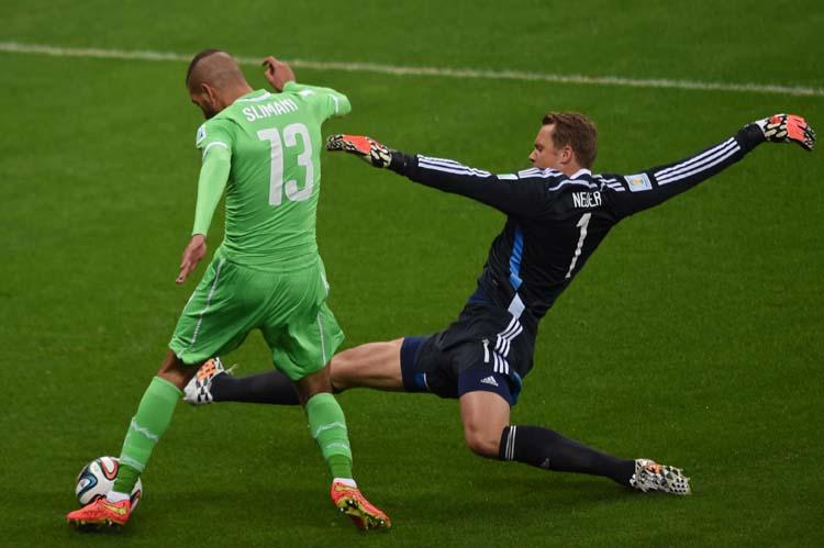 Manuel Neuer, kicker-Note: 1,5
