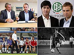 Flick: Abschied nach zehn Jahren DFB