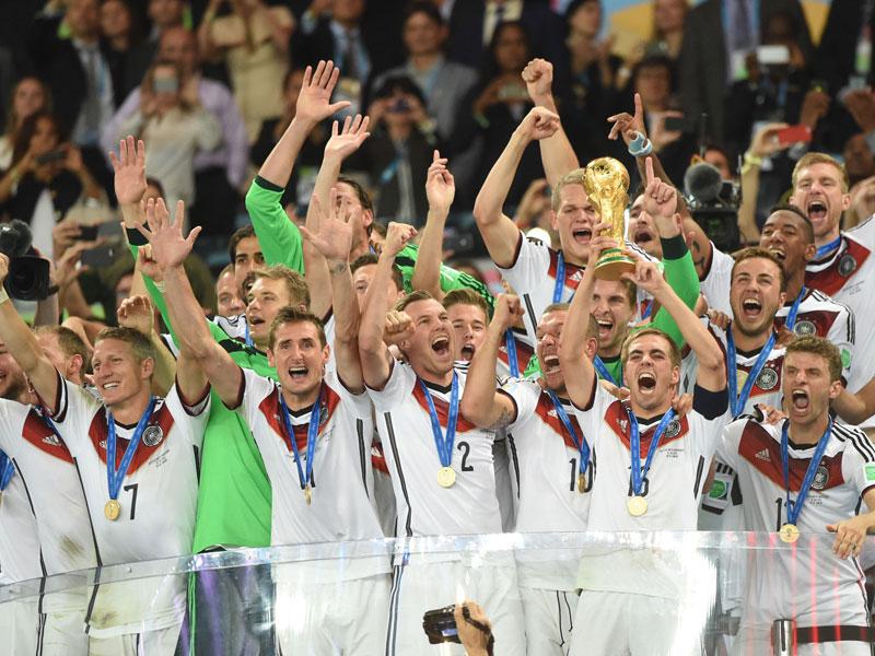 Die Sieger von Rio de Janeiro