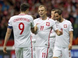 Lewandowski erlöst fahrlässige Polen - Sorgen um Piszczek
