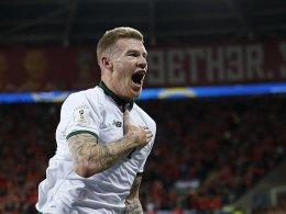 McClean schlägt eiskalt zu: Irland in den Play-offs!