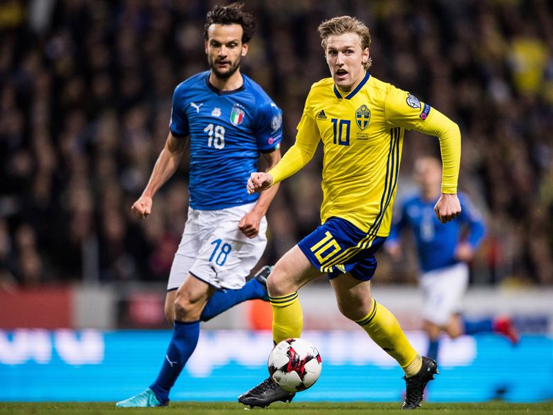 Italien - Schweden am 13.11 (WM-Playoff Rückspiel)