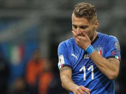 Kein WM-Ticket: Italiens Anrennen bleibt ohne Erfolg