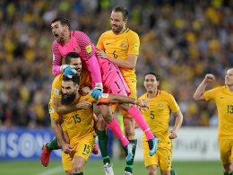 Der Kapitän geht voran: Australien bei der WM dabei