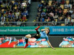 Cavani traumhaft: Bundesliga-Profis patzen gegen Uruguay