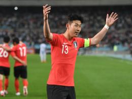 Son trifft bei Südkoreas Test-Sieg über Honduras