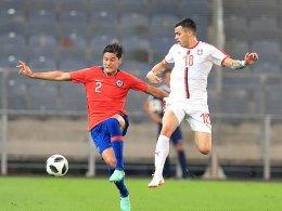 Chile vermiest Jovics Länderspieldebüt