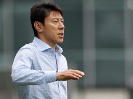 Südkorea im dritten Test erstmals torlos