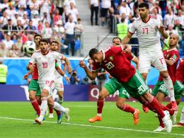 90.+5! Bouhaddouz' Eigentor lässt Iran jubeln